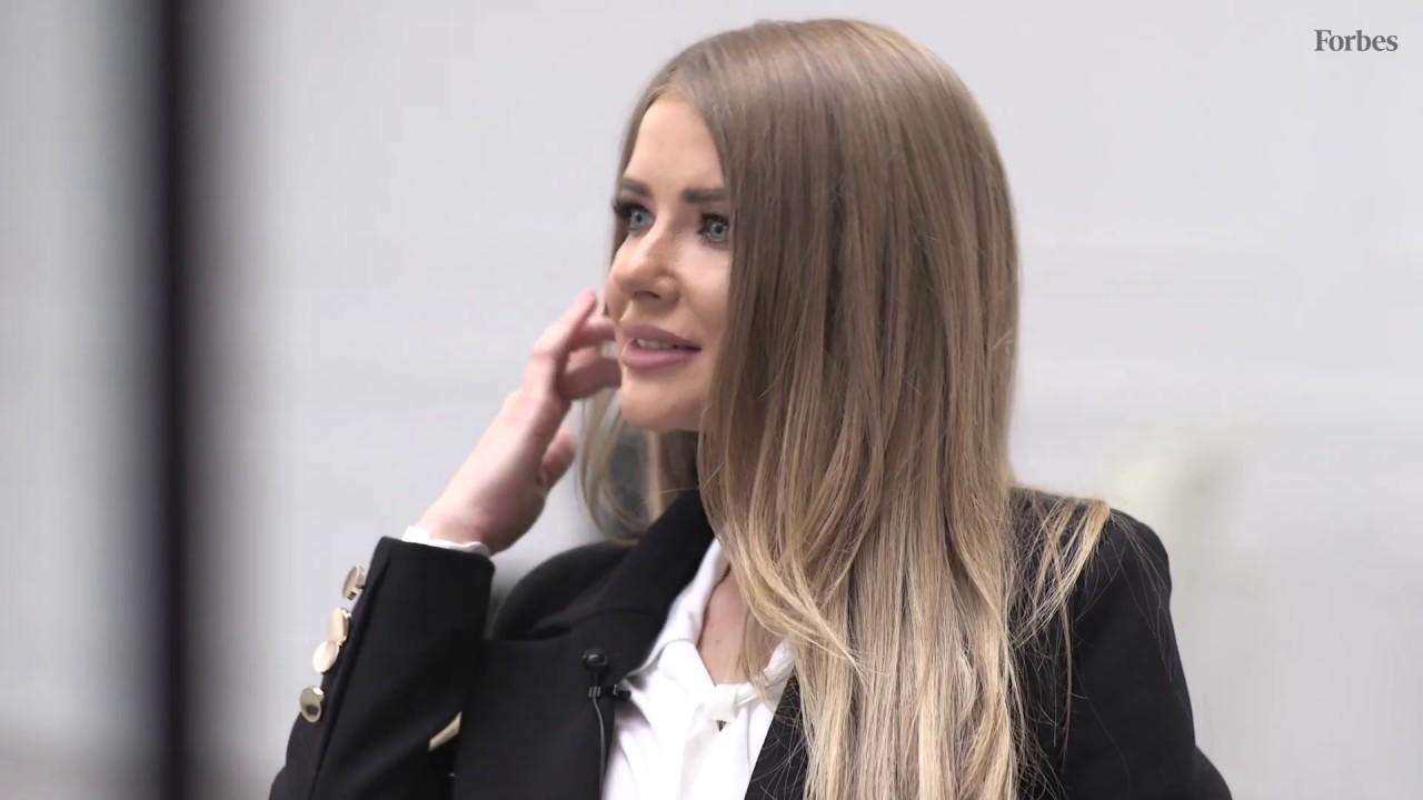 """FORBES """"30 под 30"""": Мими Ненкова сбъдва американската мечта в България с Alessa"""