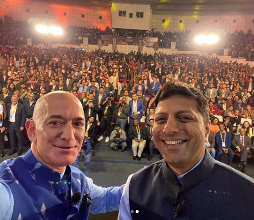 Bezos India