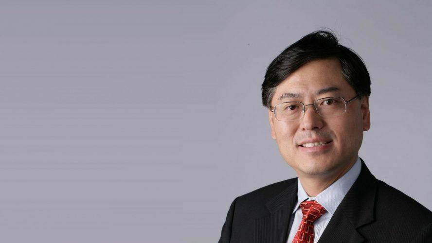 CEO Lenovo_Ян Юенцин