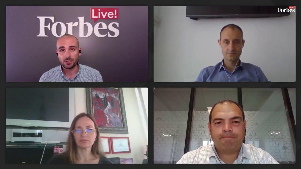 Forbes Live! 5G и Интернет на нещата