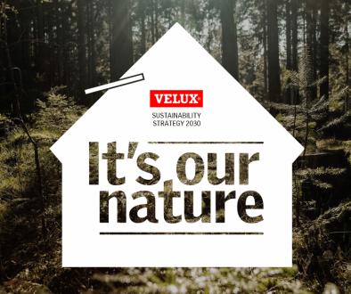 VELUX става компания с доживотна въглеродна неутралност