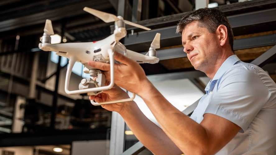 Българският стартъп Power Drone се прицели в пазар за 500 млн. долара