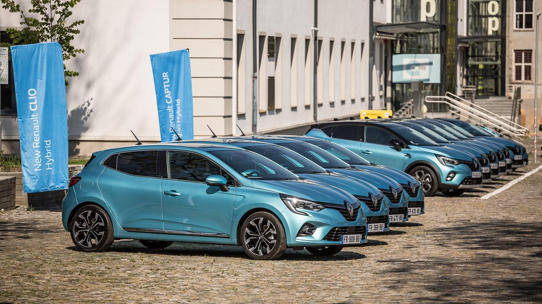 Тихата еволюция на Renault