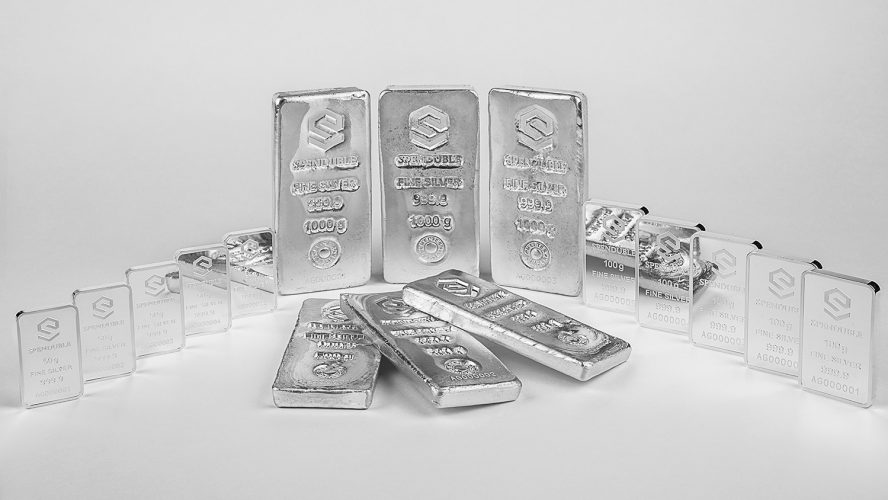 Среброто блести с нова сила