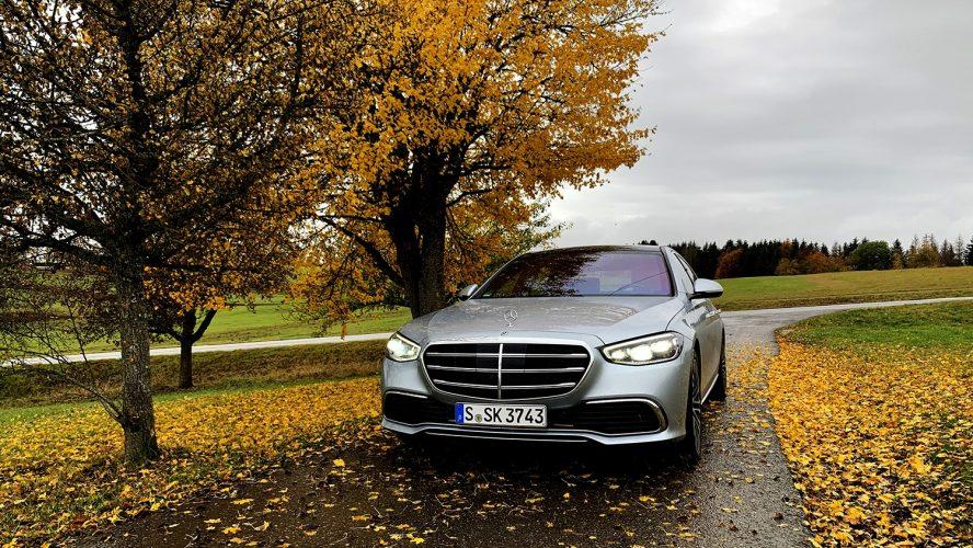Mercedes S-Class 2021 – минава направо в бъдещето