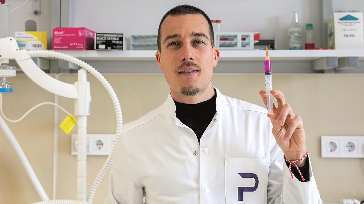 Как Printivo създава жива костна тъкан за тестване на лекарства