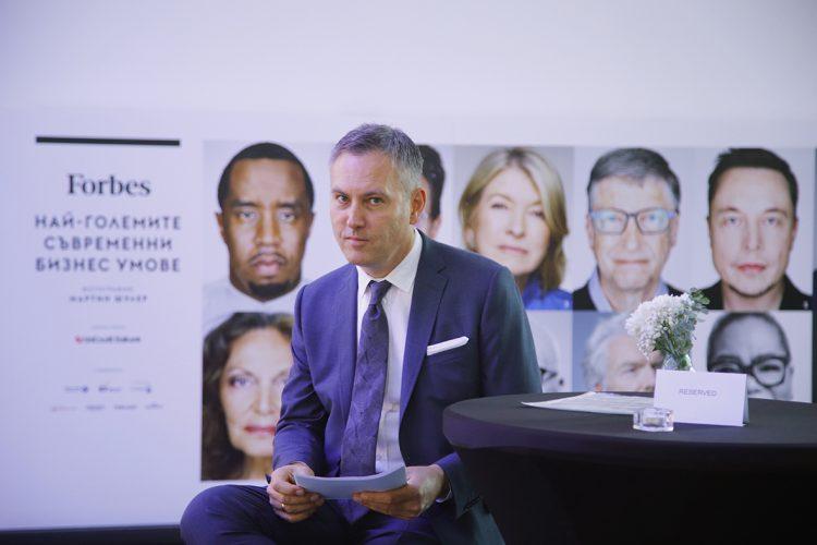 Йордан Матеев: Формулата за успех по време на криза