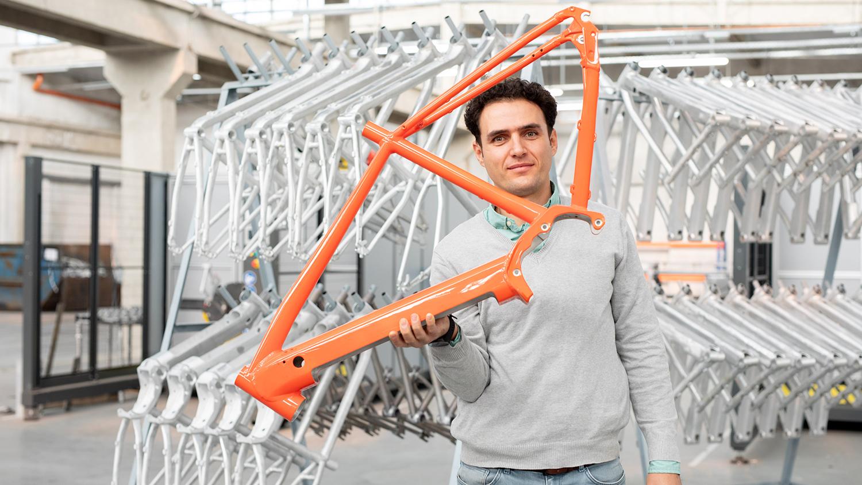 Cycle Gets: българският претендент на пазара за велосипедни рамки в Европа