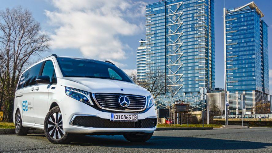 Mercedes атакува пазара на електромобили у нас, навлиза с пет модела