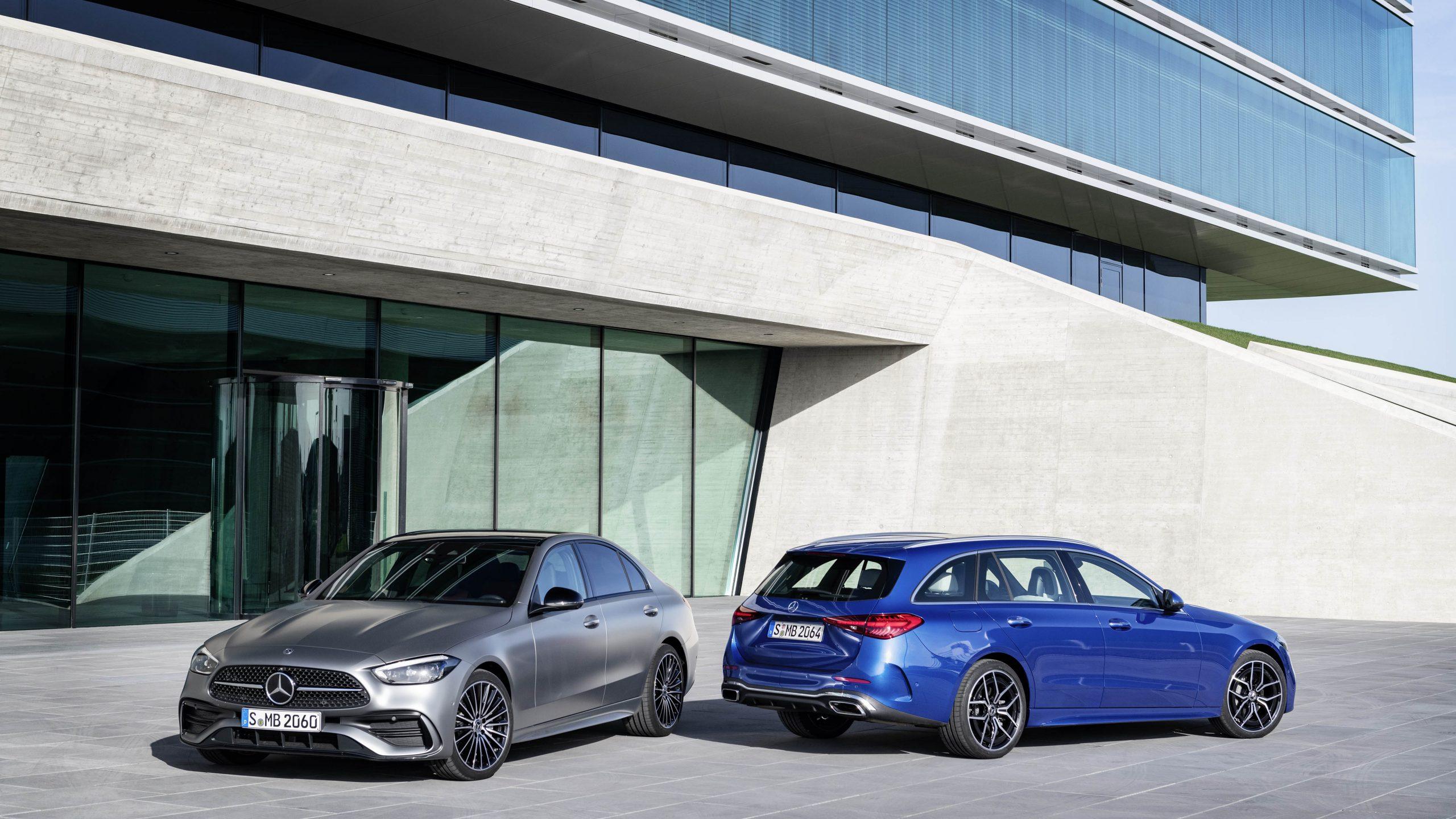 Новият Mercedes C-Class залага на лукса и електрификацията