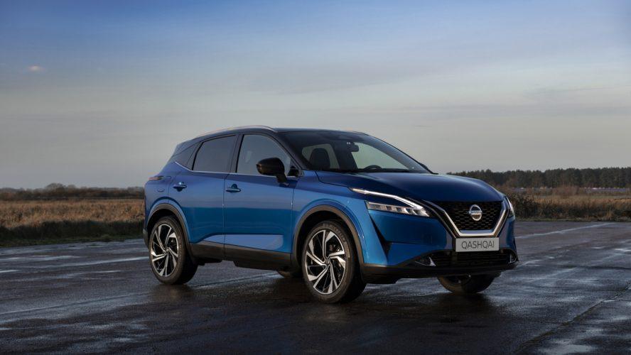 Nissan представи новия модел на бестселъра си Qashqai