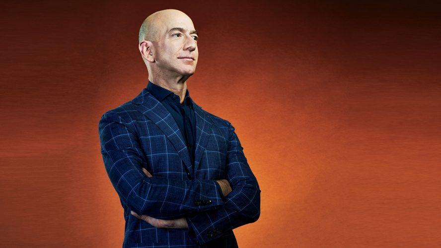 Джеф Безос се оттегля от поста главен изпълнителен директор на Amazon