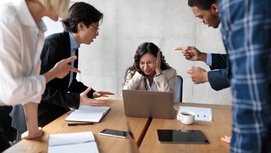 Тормозът на работното място: кога е време да напуснете?