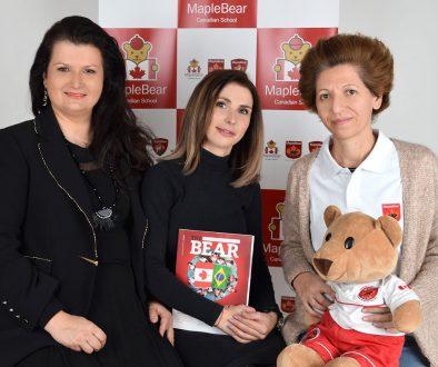 Maple Bear – иновации, образование и грижа за уверената личност на детето днес
