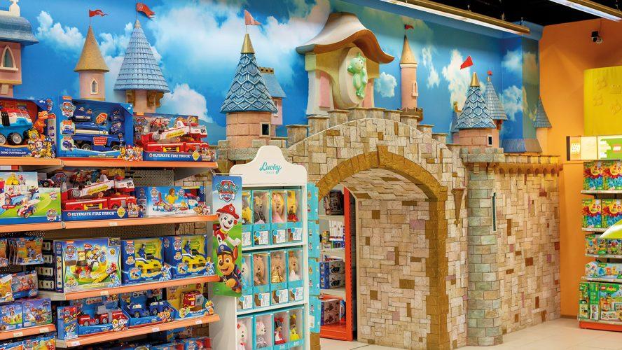 Децата искат да живеят в магазин за играчки