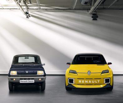 Renault променя емблемата си