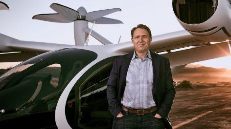 Вашата летяща кола най-сетне пристигна