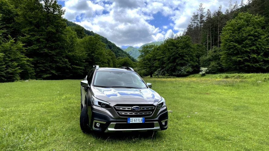 5 причини да притежавате новото Subaru Outback