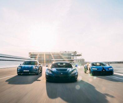 Bugatti и Rimac се обединяват, ще създават хипер-спортни автомобили