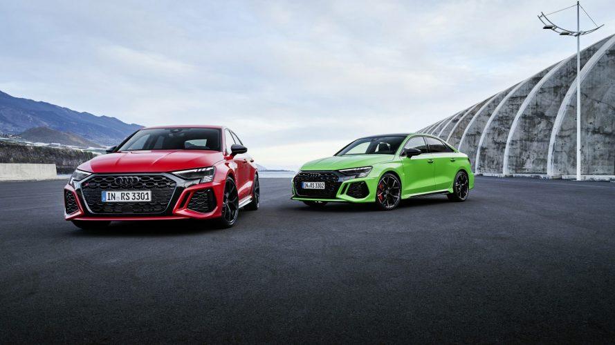 Audi RS3 – топ спортист всеки ден