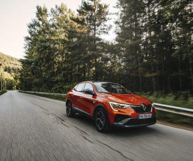 Renault променя играта с Arcana