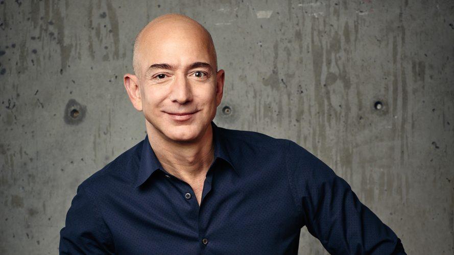 Колко забогатя Джеф Безос като главен изпълнителен директор на Amazon