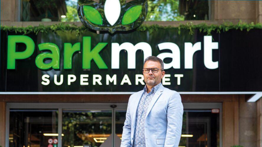 Parkmart: повече от пазаруване