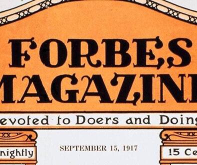 Forbes на 104 години